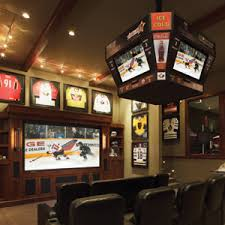 Home Theater Design Los Angeles Sports Themed Home Theater Rooms Elite Home Theater Seating