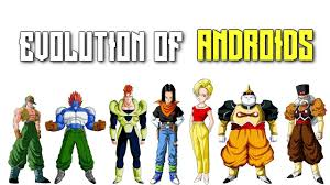 all androids the evolution of all androids