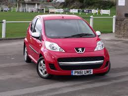 peugeot little car used peugeot 107 for sale rac cars