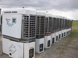 thermo king sbiii sr trailer units wholesale lot of 19 reefer