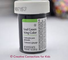 food coloring ingredients 224 coloring page