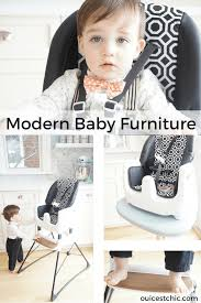 Infant High Chair Modern Infant High Chairs For Growing Babies