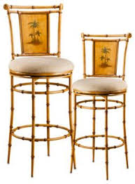 Bed Bath And Beyond Bar Stool Enrich Your Home Decor With This Carved Palm Tree Barstool By Old