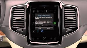 volvo inc see how to set up apple carplay in your all new volvo xc90 youtube