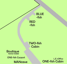 Fishing Cabin Floor Plans by Blue Fish Littleeasycabins 250 Sq Ft