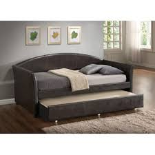 full size day bed with trundle wayfair