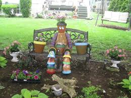 178 best terra cotta pots and garden friends images on