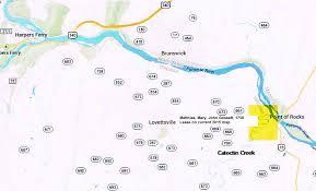 Map Of Loudoun County Va Matthias Resources Htm