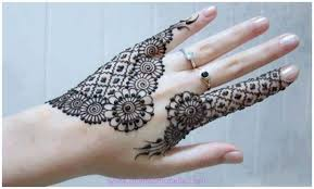finger mehndi designs 2016 for brides newfashionelle