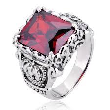 gemstone rings designs images 925 sterling silver crown design gemstone ring gift for men mens jpg