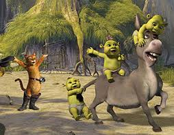 shrek images donkey puss boots baby ogres wallpaper