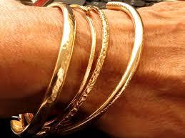 stacking bracelets stacking bracelets floral bangle knotted bracelet open
