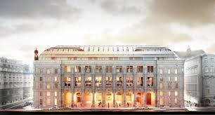 bureau de poste gare de l est big plans for the louvre post office building property