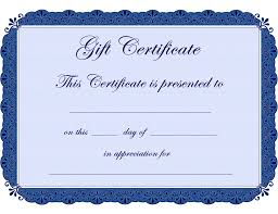 babysitting gift certificate template free download clip art