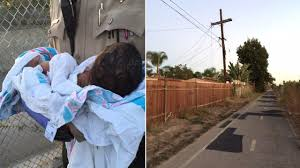 mother of newborn found buried alive in compton charged with