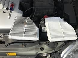 lexus es 350 radiator weekend project replace your cars air filter 2014 dodge