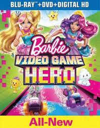 barbie video game hero dvd digital hd ultraviolet