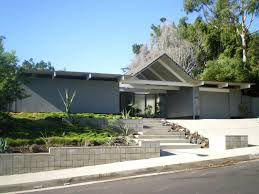 mid century modern house the pros and cons to living in a glass house