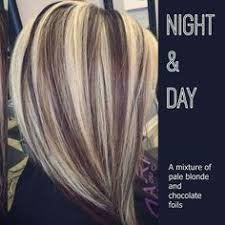 chocolate hair with platinum highlight pictures chocolate and vanilla highlights things to do pinterest
