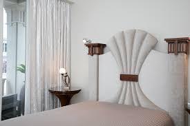 art deco bed head and bedroom furniture gatsby inspired grandeur