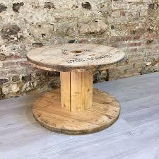 touret bois deco touret en bois de diamètre 69cm et de petite taille