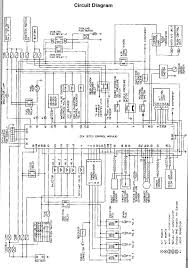 nissan ga16 wiring diagram nissan wiring diagrams instruction