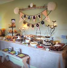 simple baby shower decorations baby shower ideas on a budget for simple style baby shower ideas