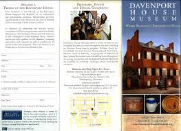 our museum u2039 davenport house