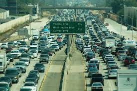 Traffic Map San Diego by The Best And Worst Times To Do Your Thanksgiving Driving In Los