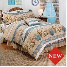 Beachy Comforters Sets Beach Bedding Sets In A Bag U2013 Ease Bedding With Style