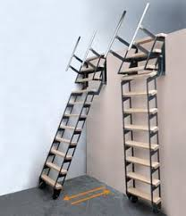 Retractable Stairs Design Foldable Stairs Amazing Folding Attic Stairs Cool Stuff