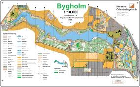 What Is A Normal Map Orienteering Map Wikipedia