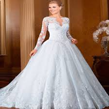 sleeve ball gown wedding dress biwmagazine com