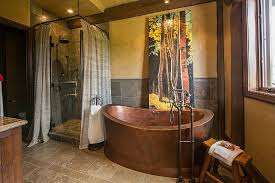 rustic bathrooms designs 40 rustic bathroom designs decoholic