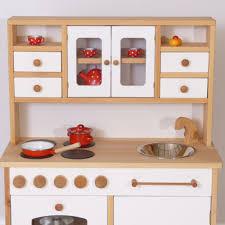 puppenküche holz weiße stabile kinder spiel küche holz spielzeug peitz