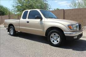 2004 Toyota Tacoma Interior Toyota Tacoma Regular Cab In Phoenix Az For Sale Used Cars On