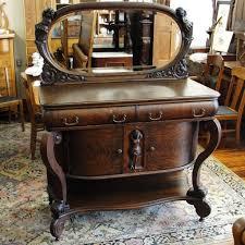 antique looking buffet table u2014 unique hardscape design antique