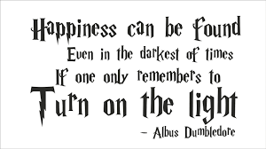 10 harry potter quotes we can all relate to