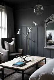 dark interior dramatic interior dark walls design notations