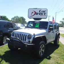 2007 jeep wrangler unlimited sahara 4x4 carfax certified grill