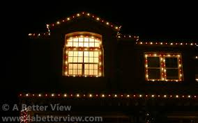 Red And White Christmas Lights by Christmas Lights Installation Christmas Light Installers