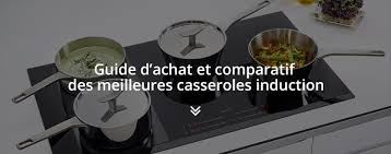 batterie de cuisine pour plaque induction casserole induction comment bien choisir plaque induction org