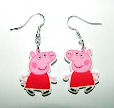 Peppa Pig Sofa by Peppa Pig Earrings Brodie 5 Pinterest