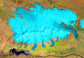 Tibetan Plateau Map From Tibetan Glaciers Floods Pastures