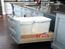Tall Trash Can by Kitchen Awesome Tall Kitchen Trash Can Size Home Design Ideas