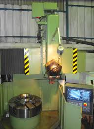 a1 machine tools pvt ltd vtl vertical turret lathe vbm