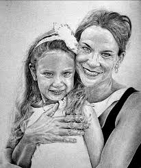 pencil sketch artist please view my work and hire me