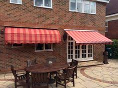 Dutch Awnings This Is The Right Way To Fit Awnings To A Bungalow All Lifted And