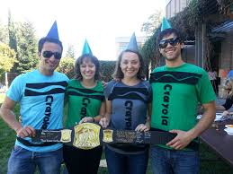 Crayon Costume Diy Crayon Costume South Square Townhomes Prg Apartments