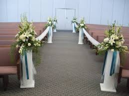 pew decorations for weddings exquisite pew decorations wedding flowers gallery